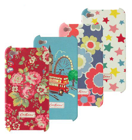 Cath Kidston intros new iPhone 4 cases