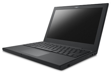 Chrome OS laptop