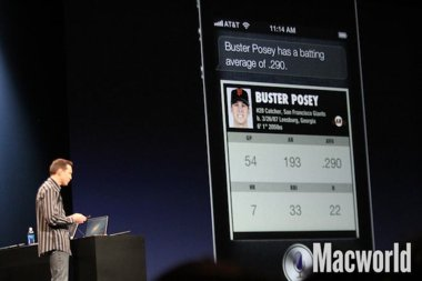 iOS 6 Sports Information
