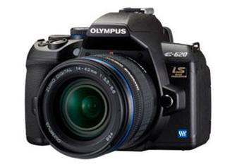 Olympus E-620 review