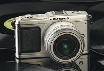 Olympus Pen E-P1 first look
