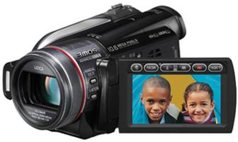 Panasonic HDC-HS300 review