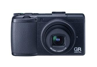 Ricoh GR Digital III review