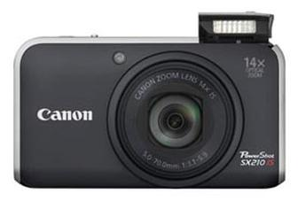 Canon PowerShot SX210 IS review