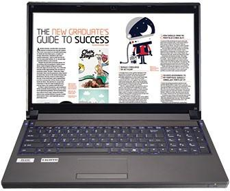 Workstation Specialists m1550 laptop for CG and video creativity review