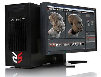 Workstation Specialists WSX6 V2 workstation & RS-D2850 rendering workstation review