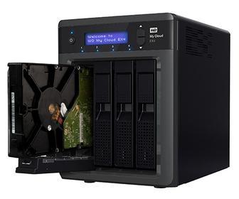 WD My Cloud EX4 4-bay NAS
