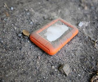 LaCie Rugged Thunderbolt hard drive review