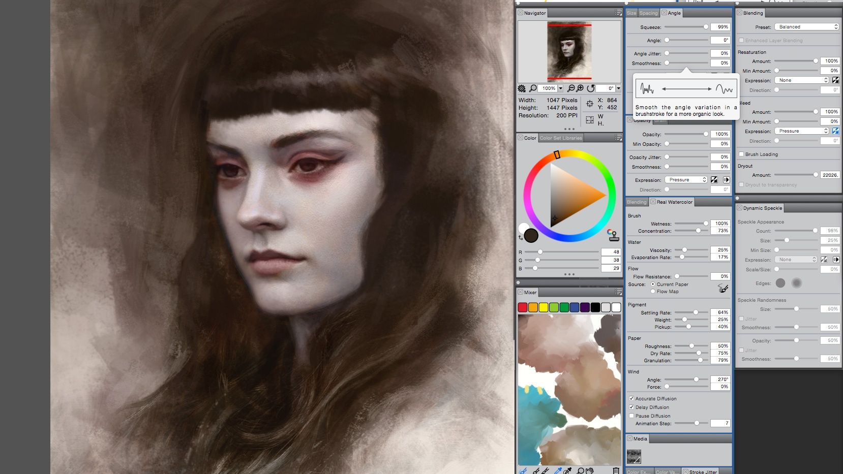 Corel Painter 2016 Review Review Digital Arts