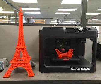 MakerBot Replicator 3D printer with new Smart Extruder+ review