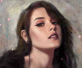 Corel Painter 2018 review: the worlds best painting software can now create thick layers of paint