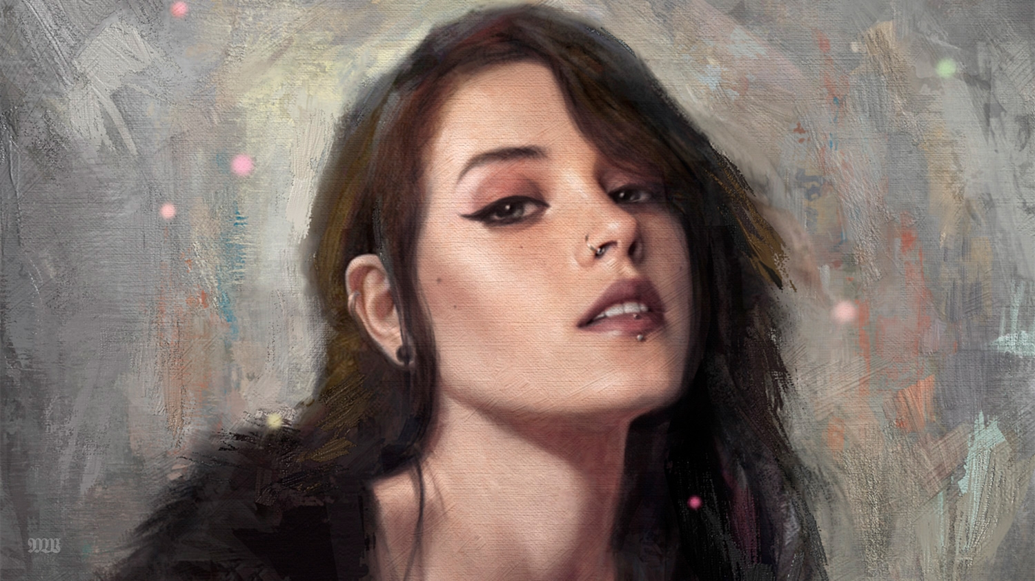 Corel Painter 2018 Review The World S Best Painting Software Can Now Create Thick Layers Of