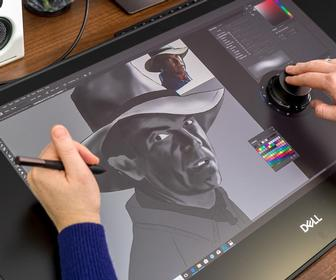 Dell Canvas review: the cheap Wacom Cintiq alternative