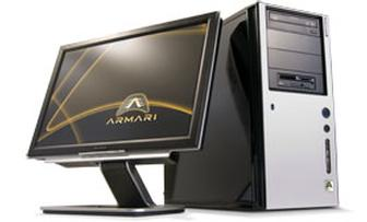 Armari Magnetar QS quad-core workstation review