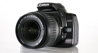 EOS 400D review