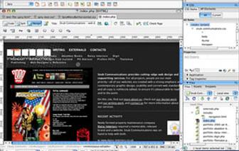 Dreamweaver CS3 review