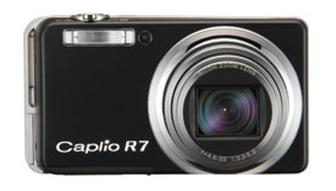 Caplio R7 review