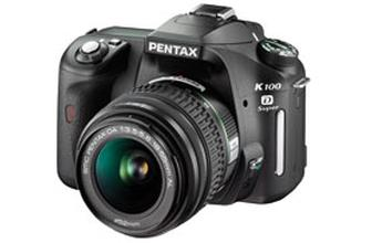 Pentax K100D Super review