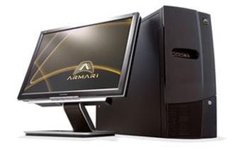 The first Intel Core i7 workstation, Armari's Magnetar NS+ review