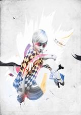 Fashion-inspired illustrations
