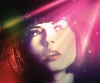 Master stylish light effects in Photoshop