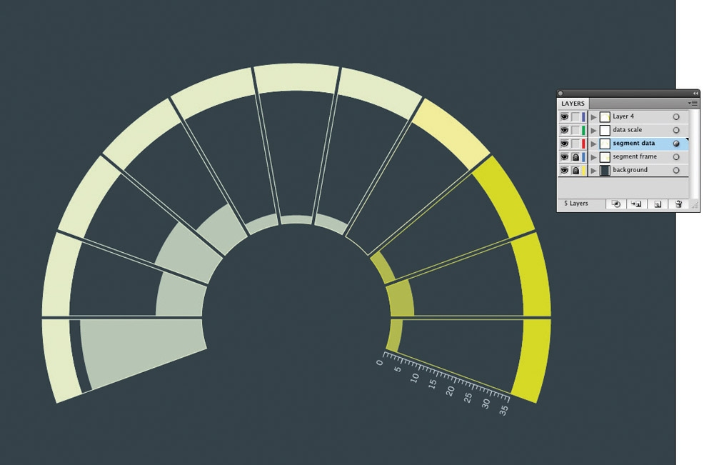 Adobe Illustrator tutorial: Design a magazine infographic ...