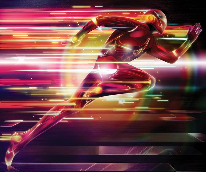 How to create a superhero in Photoshop