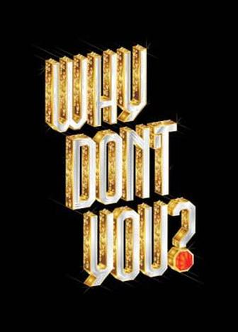 Create jewel-encrusted gold 3D type