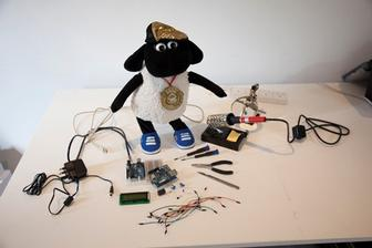 Hack a toy for your first Arduino project