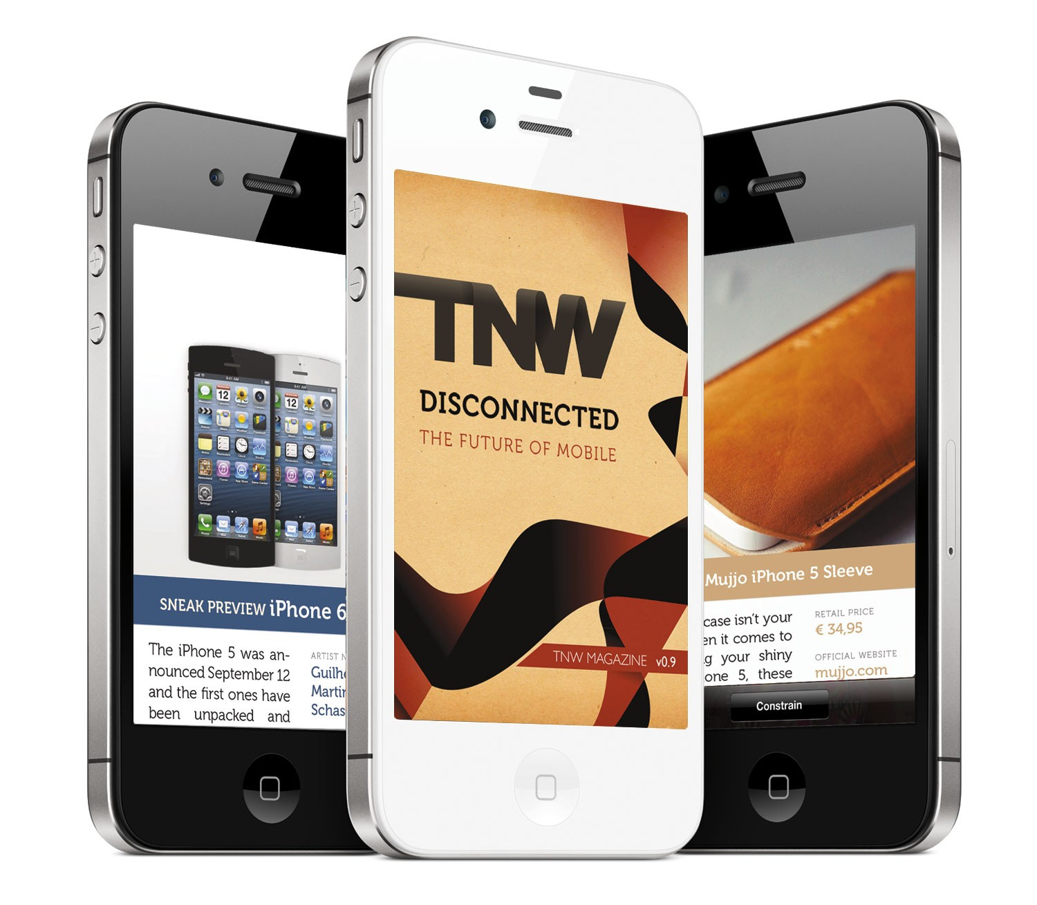Indesign Tutorial Design A Beautiful Mobile Magazine For