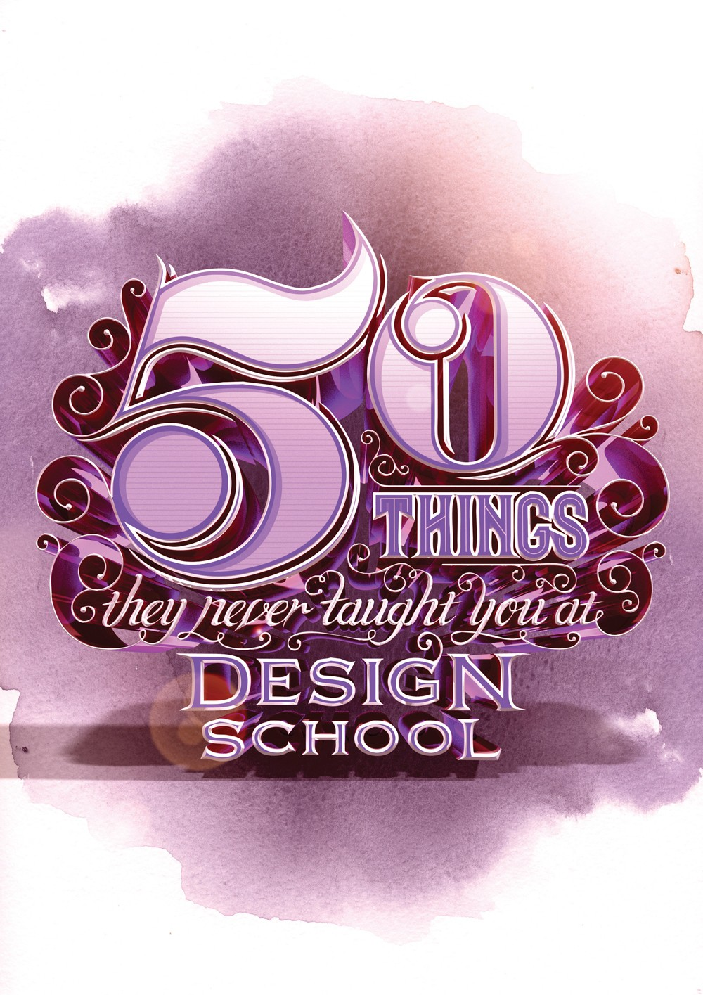 3d type tutorial create 3d type using photoshop cs6 digital arts download baditri Gallery