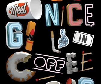 Spice up 3D type
