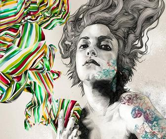 See Gabriel Moreno's spectacular portraits of women