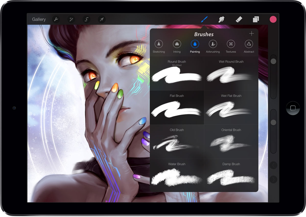 Best Paint App For Ipad Air