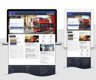 Transport for London's Head of Online details challenging TfL website redesign