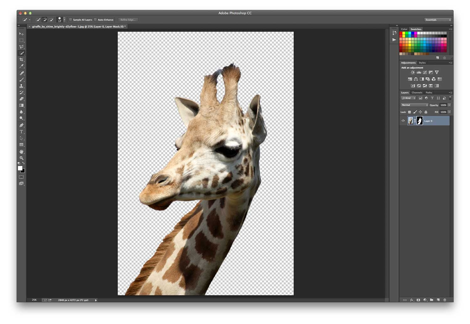 Quick Tip – Use Layer Masks to Erase in Photoshop « Build ...