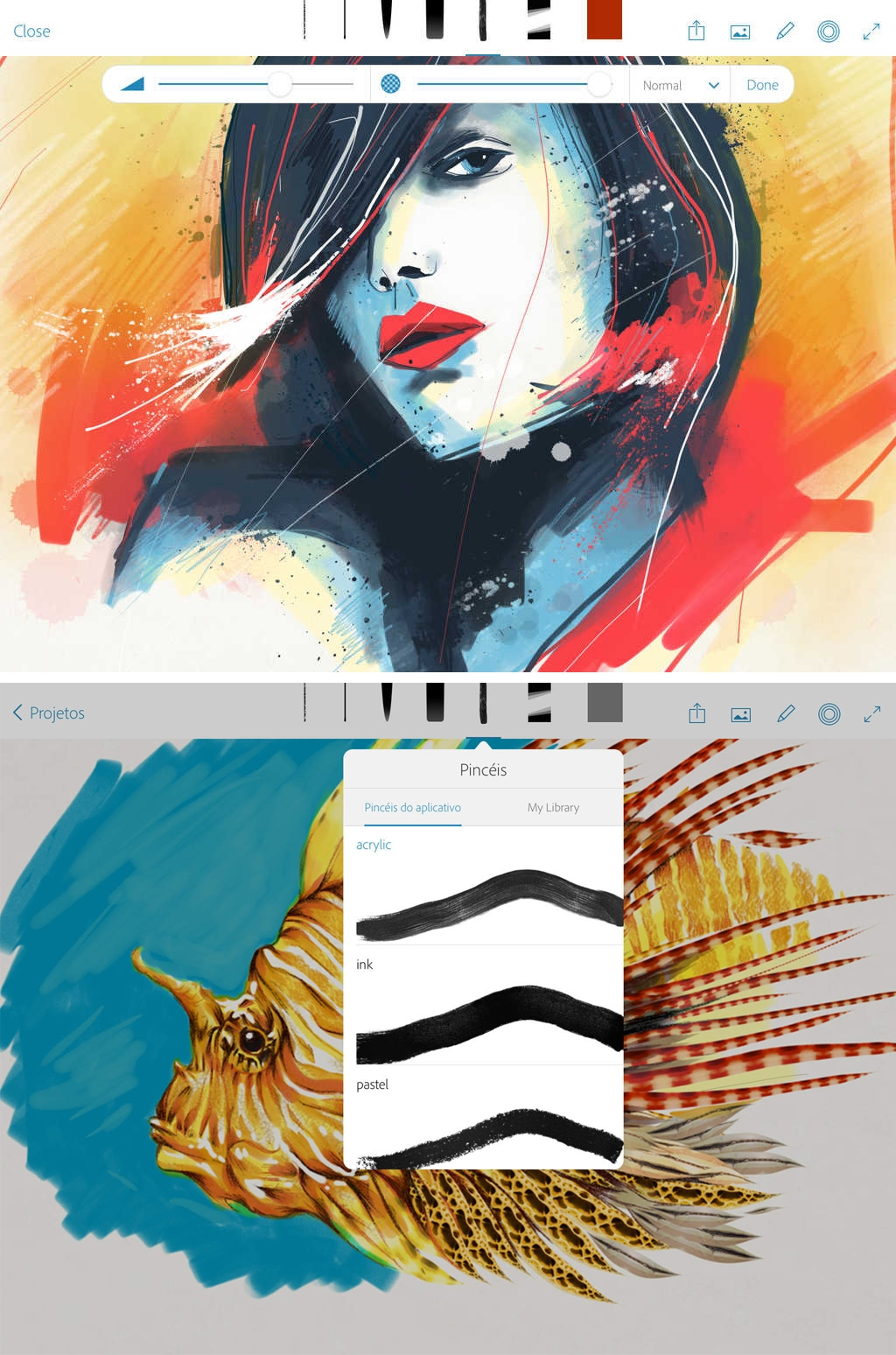The Best Street Style From New York Fashion: The 8 Best IPad Apps For Artists