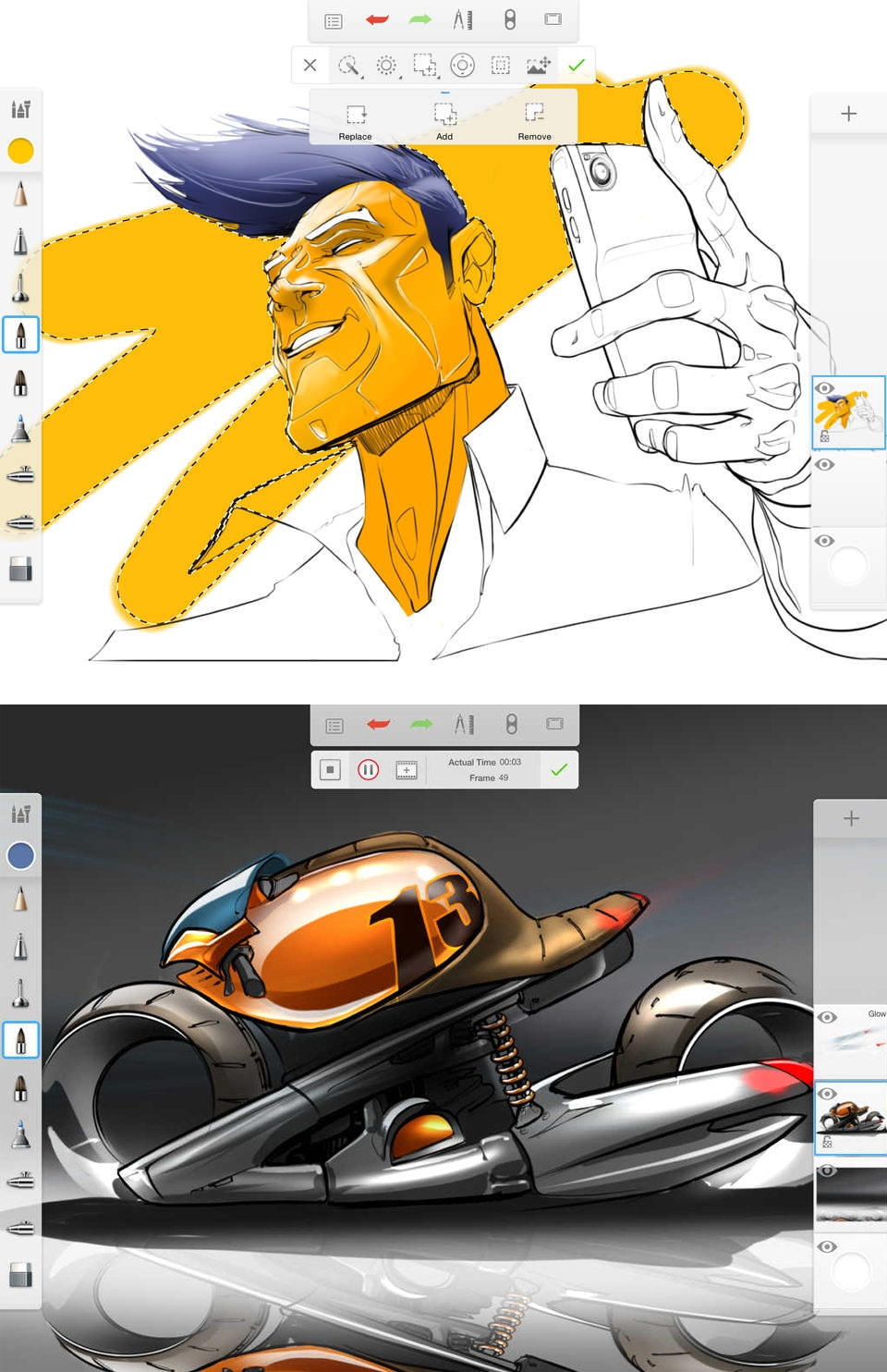 The 8 Best Ipad Apps For Artists Digital Arts