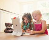 Osmo offers a delightful mix of iPad and real-world learning through play