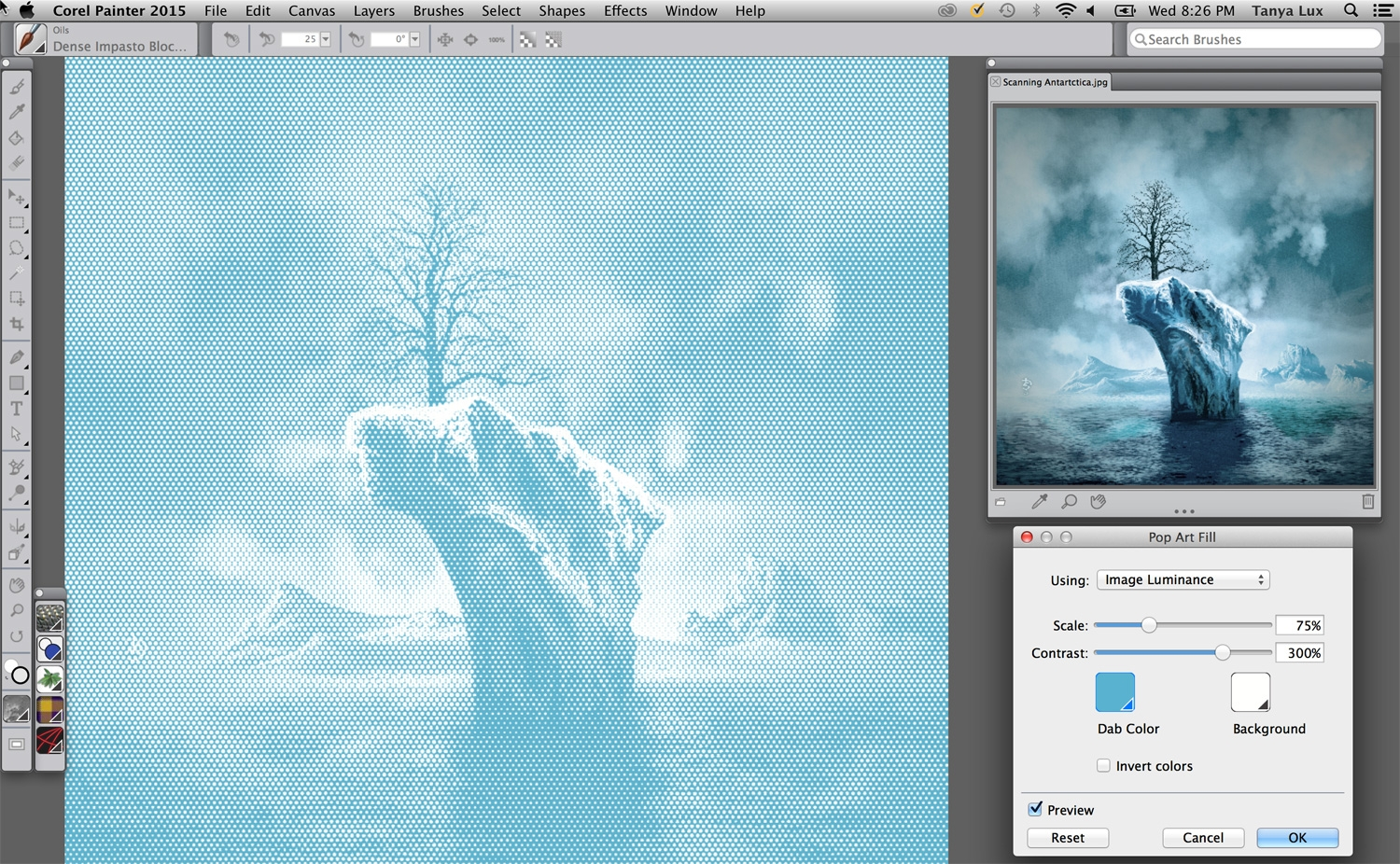 Corel painter 2015 digital painting software released with Digital art painting software