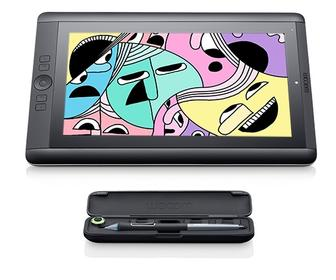 Show Your Creativity week 4: getting experimental with the Wacom Cintiq Companion