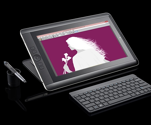 Show Your Creativity week 5: how does a Wacom Cintiq Companion compare to using a traditional graphics tablet?