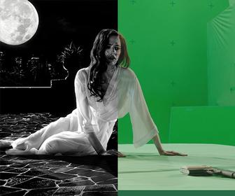 Sin City: A Dame To Kill For concept art – the artist tell us how he created it in Photoshop