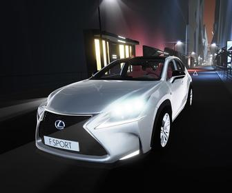 How Amaze used Oculus Rift to create a VR driving experience for Lexus