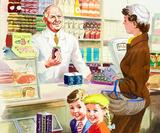 Wonderful vintage Ladybird Book illustration exhibition now on – see what's on show