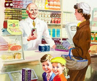Ladybird By Design free exhibition and book celebrate delightful vintage illustrations