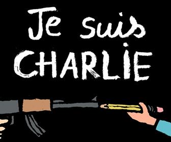 7 artworks that show illustrators' support for Charlie Hebdo