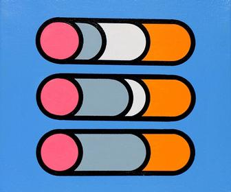 See highlights of Mr Penfold's striking new solo exhibition