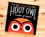 Jean Jullien: how I adapted my approach to art for a children's picture book, Hoot Owl