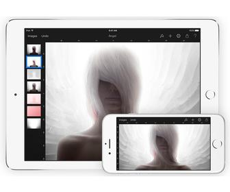 Pixelmator for iOS 9 adds multitasking and 8K image support